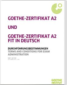 Exam Guidelines Goethe Zentrum Kathmandu